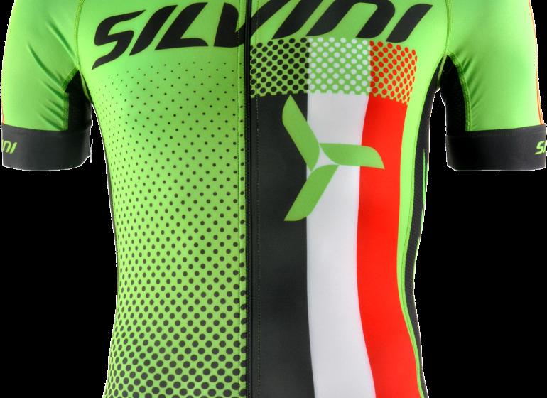 Oblečení SILVINI 2018 skladem