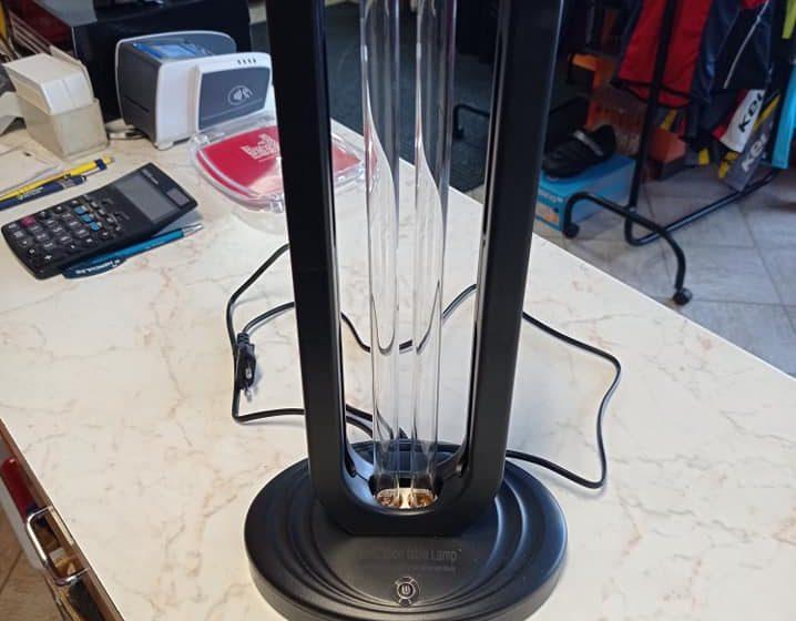 Lampa na covid